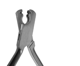 three prong facemask facebow plier centric orthodontics